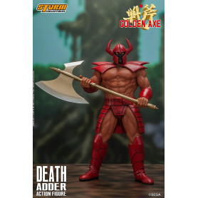Storm Collectibles - Golden Axe - Death Adder 1/12