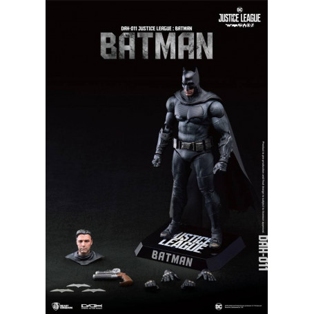 Beast Kingdom - Batman Justice League - figurine Dynamic Action Heroes 1/9