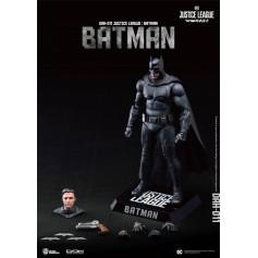 Beast Kingdom - Batman Justice League - figurine Dynamic Action Heroes 1/9
