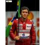 Iron Studios - BDS Art Scale 1/10 - Ayrton Senna GP Brazil 1991