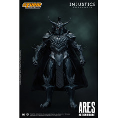 Storm Collectibles - Injustice Gods Among Us - ARES