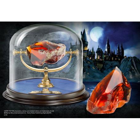 Noble Collection Replique Pierre Philosophale Harry Potter
