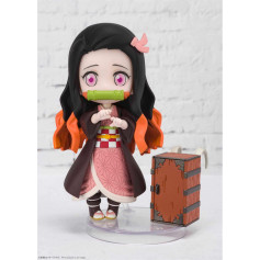 Bandai figurine Figuarts MINI - NEZUKO KAMADO - Demon Slayer KIMETSU NO YAIBA