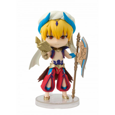 Bandai figurine Figuarts MINI - Gilgamesh - FATE/GRAND ORDER ABSOLUTE DEMONIC FRONT: BABYLONIA