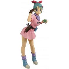 Banpresto Dragon Ball Bulma Glitter & Glamour V.3 Color A.