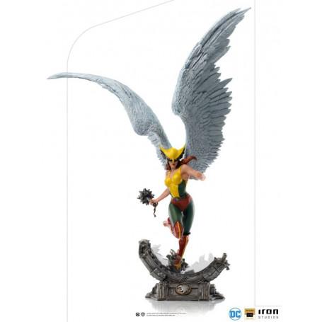 Iron Studios DC Comics - Hawkgirl BDS Deluxe Art Scale 1/10