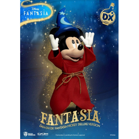Beast Kingdom - Mickey Fantasia Deluxe Version - figurine Dynamic Action Heroes 1/9