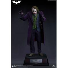 Queen Studios - 1/4 The Dark Knight Heat Ledger Joker Standard Version.