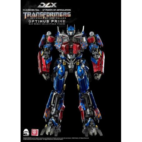 Three0 Transformers - DLX OPTIMUS PRIME - Transformers 2 : La Revanche