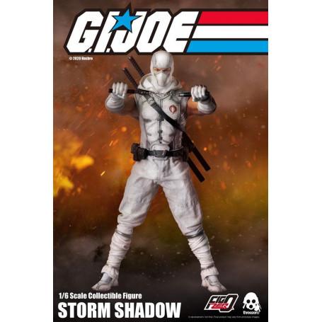 Three Zero - G.I.Joe - Storm Shadow