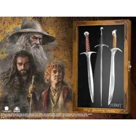 Bilbo Le hobbit - Set de 3 ouvre lettres