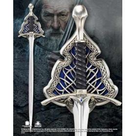 Noble Collection Le hobbit Glamdring Epee de Gandalf Replique