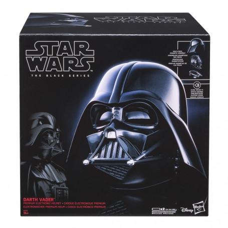 Hasbro - Casque Darth Vader Dark Vador - Star Wars Helmet 1:1 Replica