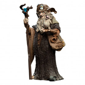 Weta Statue Vinyl Le Seigneur des Anneaux - Radagast le Brun Mini Epics