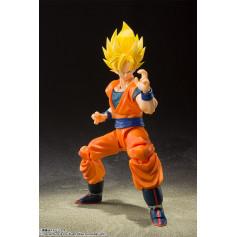 Bandai Tamashii - DRAGON BALL Z - Full Power Son Goku SSJ - SHF SHFiguarts