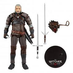 Mc Farlane - The Witcher - Geralt 1/12