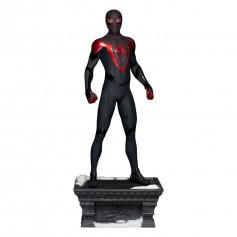 Pop Culture Shock - Marvel's Spider-Man: Miles Morales statuette 1/3