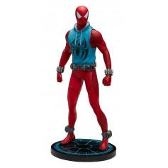 Pop Culture Shock - Marvel's Spider-Man statuette 1/10 Scarlet Spider