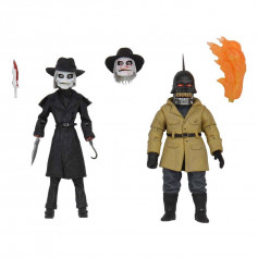 Neca - Puppet Master - pack 2 figurines Ultimate Blade & Torch