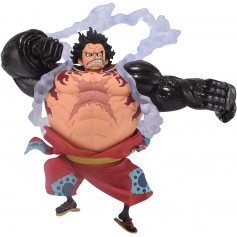 Banpresto - One Piece - Luffy The Bound Man Gear 4 Wano Kuni - King of Artist