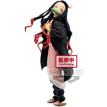 Banpresto - Glitter & Glamour Nezuko Kamado - Demon Slayer - Kimetsu no Yaiba