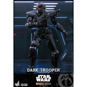 Hot Toys Star Wars - The Mandalorian - Dark Trooper 1/6