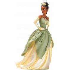 Enesco Disney - Haute Couture Statue Tiana - La Princesse et la Grenouille