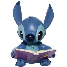 Disney Traditions Lilo et Stich - Stitch avec un livre - 6cm