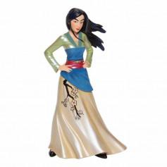 Enesco Disney Haute Couture - Mulan