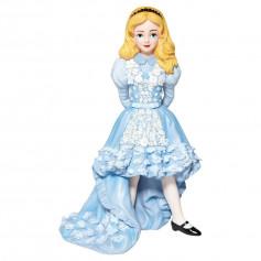 Enesco Disney Haute Couture - Alice au Pays des Merveilles