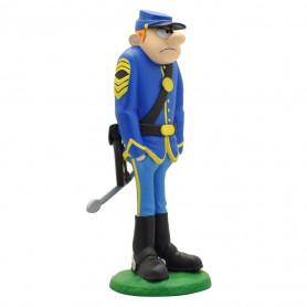 Plastoys - Les TuniquesBleues statuette Cornelius Chesterfield