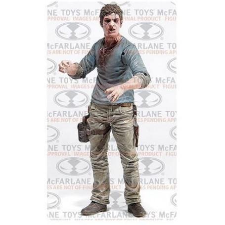 Mcfarlane Toys Walking Dead TV série 7.5 Flu Walker