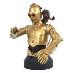Gentle Giant - Star Wars - Buste 1/6 C-3PO & Babu Frik Episode IX