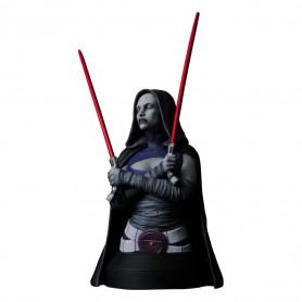 Gentle Giant - Star Wars - The Clone Wars buste 1/6 Asajj Ventress