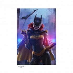 DC Comics impression - Art Print Batgirl - 46 x 61 cm - non encadrée