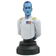 Star Wars: Rebels buste Gentle Giant 1/6 Grand Admiral Thrawn