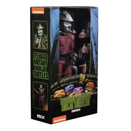 Neca - TMNT - SHREDDER 1/4 - Teenage Mutant Ninja Turtles - Les Tortues Ninja - The Movie