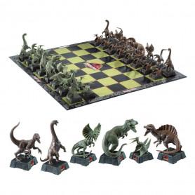 Noble Collection - Jurassic Park jeu d'échecs Dinosaurs