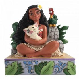 Enesco - Moana Welcome to Motunui - Vaiana - Disney Tradition by Jim Shore