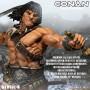 Mezco - Static 6 - Conan the Cimmerian 1/6 statue