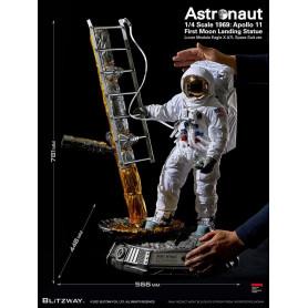 Blitzway - Astronaut Apollo 11 : LM-5 A7L ver. 1/4 - Hybrid Superb Scale