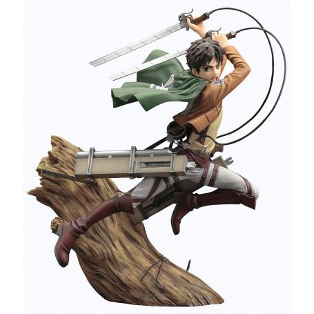 Kotobukiya Figurine Attack on Titan ArtfxJ Eren Yaeger