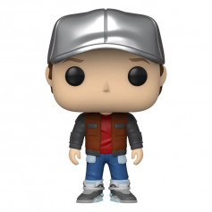 Funko POP Back to the Future II - Marty in Future Outfit