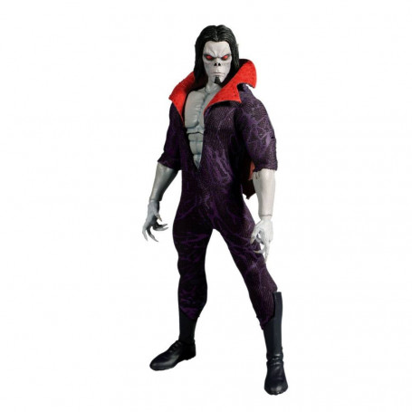 Mezco One 12 - Morbius the Living-Vampire