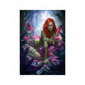 DC Comics impression - Art Print Poison Ivy Variant - 46 x 61 cm - non encadrée