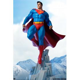 Tweeterhead/Sideshow DC Comics statue - Superman maquette