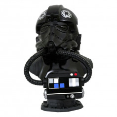 Diamond Select Toys - Tie Pilot 1/2 Bust - LEGENDS IN 3D - Star Wars The Clone Wars