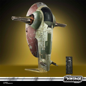 Hasbro - SLAVE 1 BOBA FETT - Star Wars VINTAGE COLLECTION 1/9.5