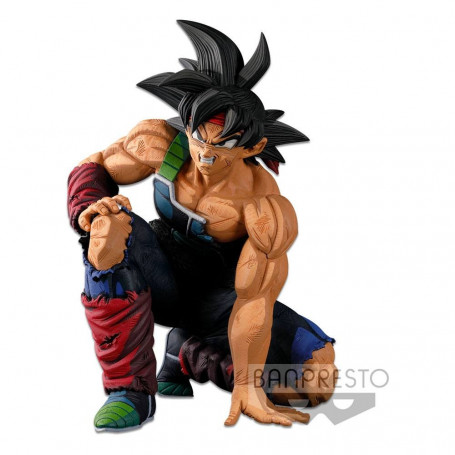 Banpresto - DRAGON BALL Z THE BARDOCK - TWO DIMENSIONS - BWFC X SUPER MASTER STARS PIECE