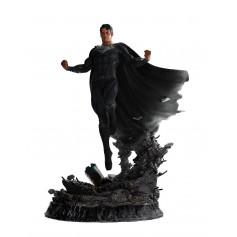 Weta Superman Black Suit Zack Snyder Justice League 1/4
